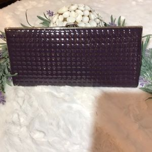 LODIS  Purple Wallet